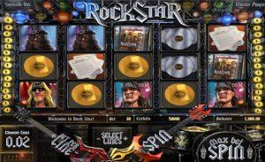 Rock Star slots